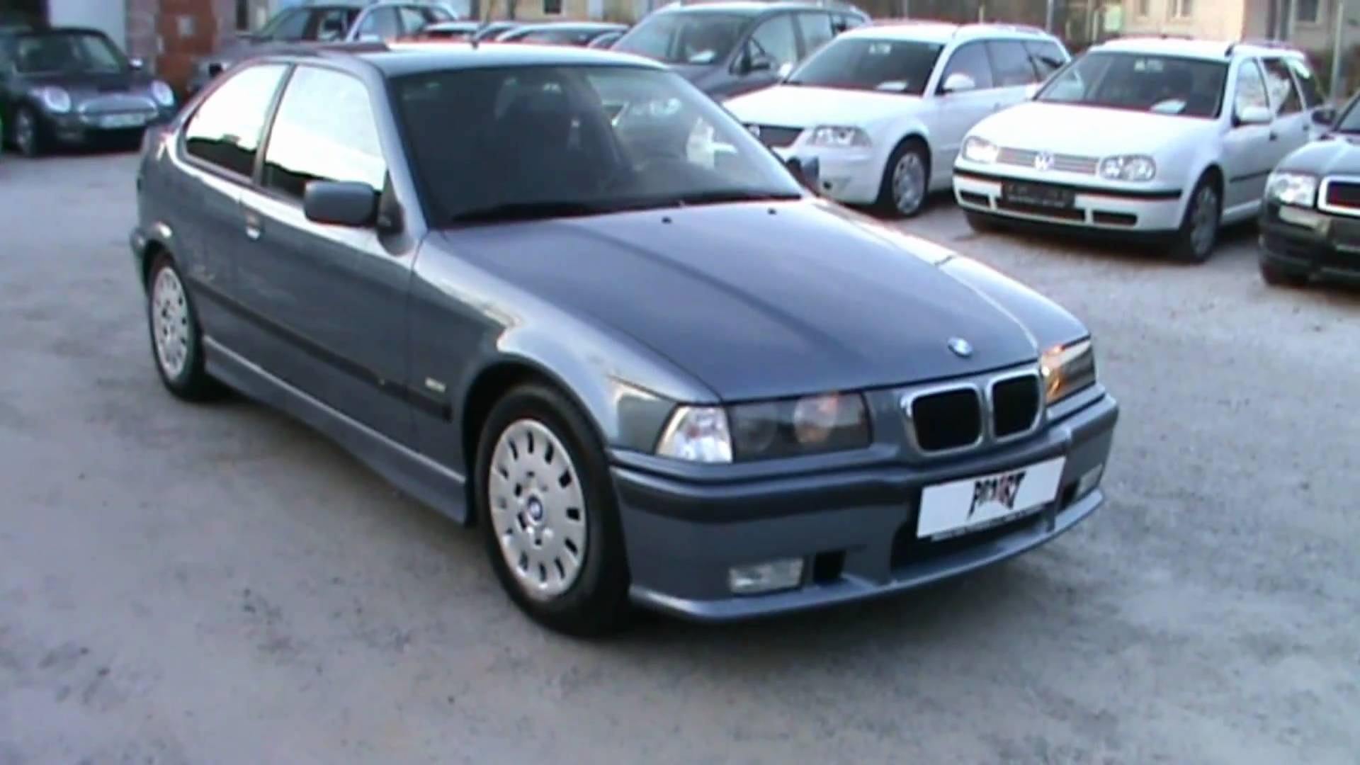 BMW 3 series 316i 1999 photo - 2