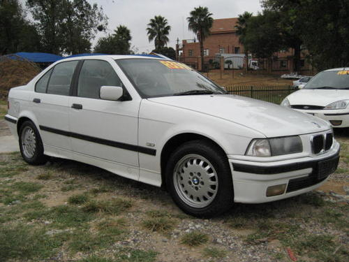BMW 3 series 316i 1999 photo - 6