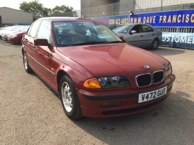 BMW 3 series 316i 1999 photo - 9
