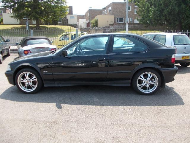 BMW 3 series 316i 2000 photo - 1