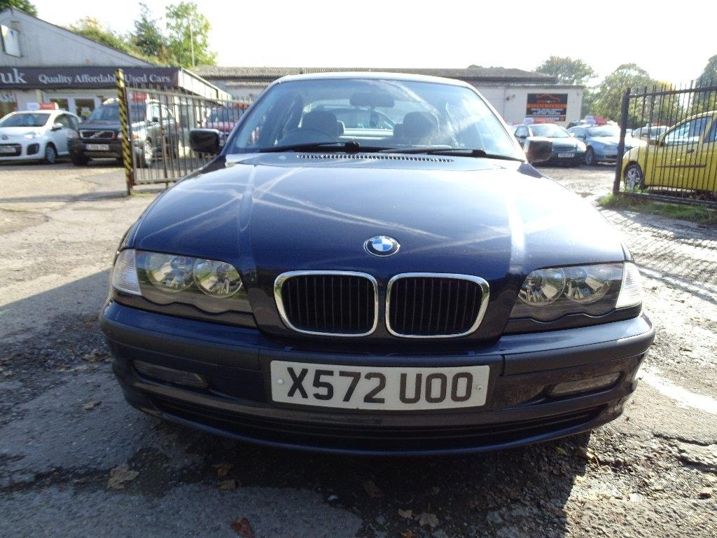 BMW 3 series 316i 2000 photo - 10