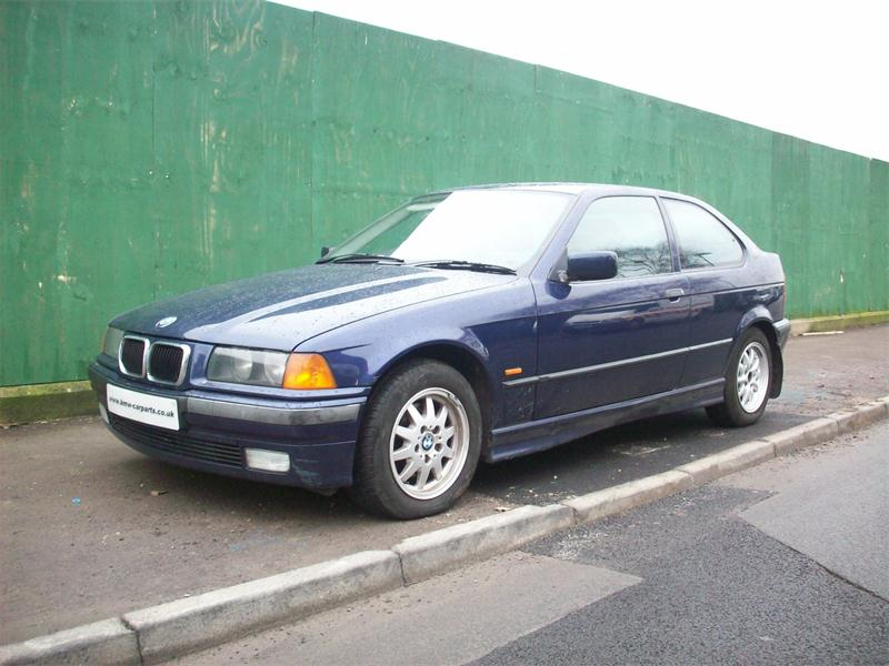 BMW 3 series 316i 2000 photo - 2