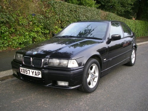 BMW 3 series 316i 2000 photo - 5