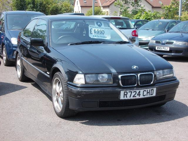 BMW 3 series 316i 2000 photo - 6