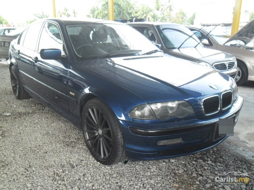 BMW 3 series 316i 2002 photo - 1