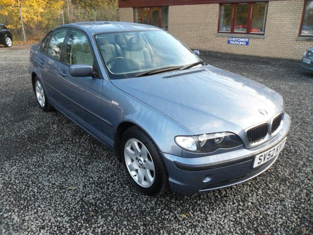 BMW 3 series 316i 2002 photo - 10