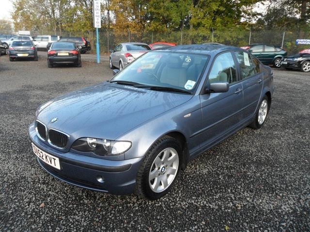 BMW 3 series 316i 2002 photo - 2