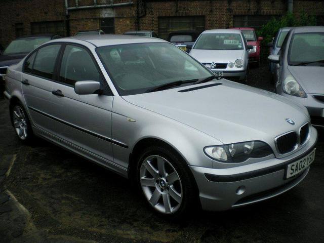 BMW 3 series 316i 2002 photo - 4