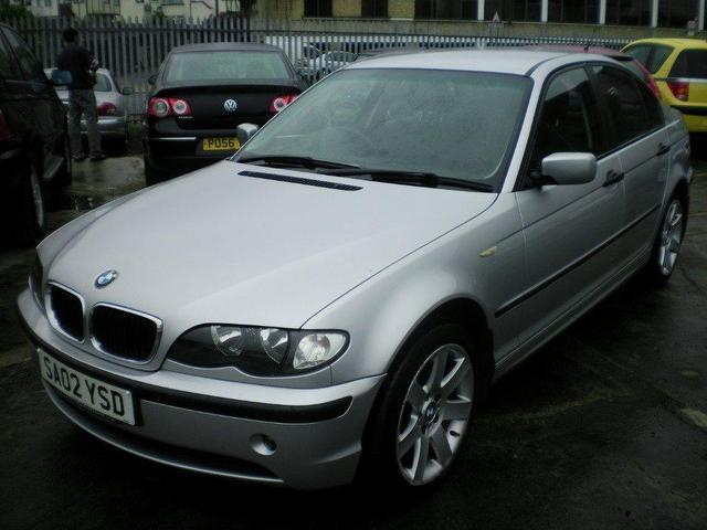 BMW 3 series 316i 2002 photo - 5