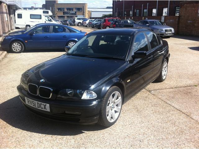 BMW 3 series 316i 2002 photo - 8
