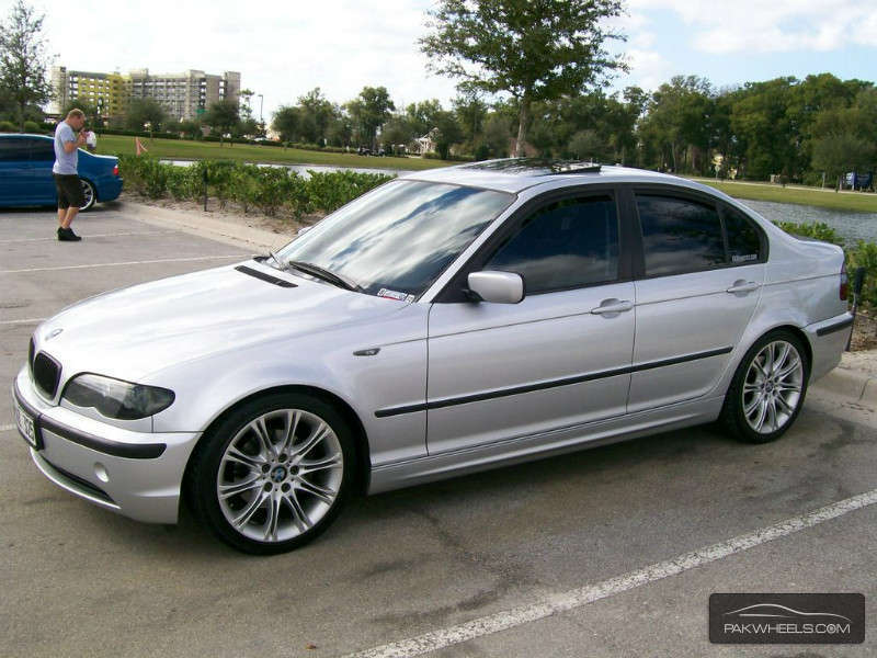 BMW 3 series 316i 2003 photo - 1