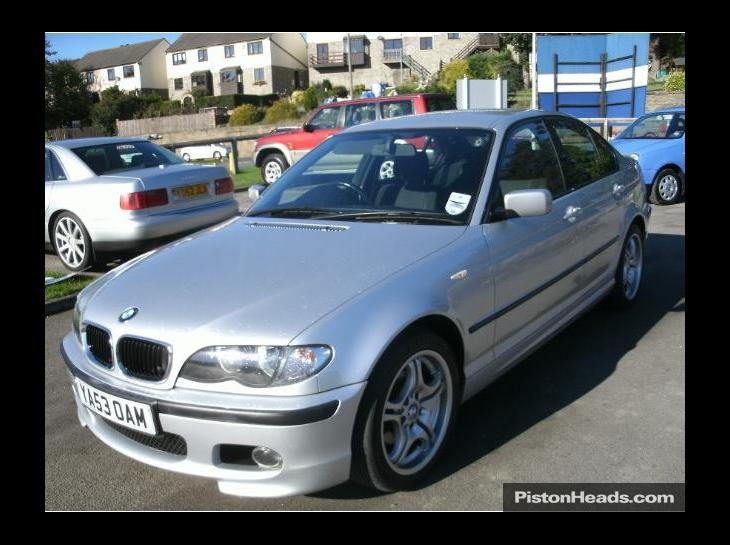 BMW 3 series 316i 2003 photo - 10