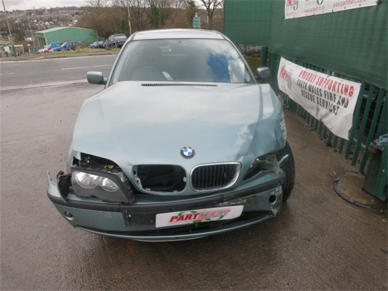 BMW 3 series 316i 2003 photo - 11