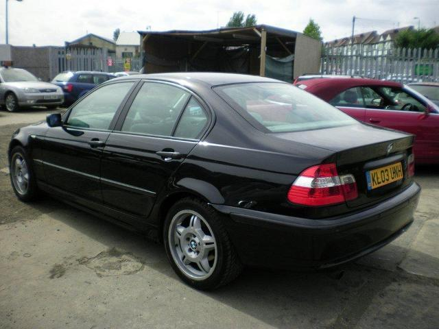BMW 3 series 316i 2003 photo - 3
