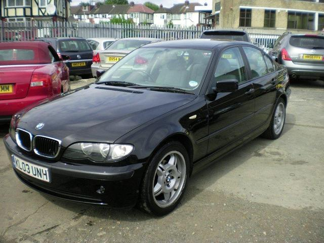 BMW 3 series 316i 2003 photo - 4