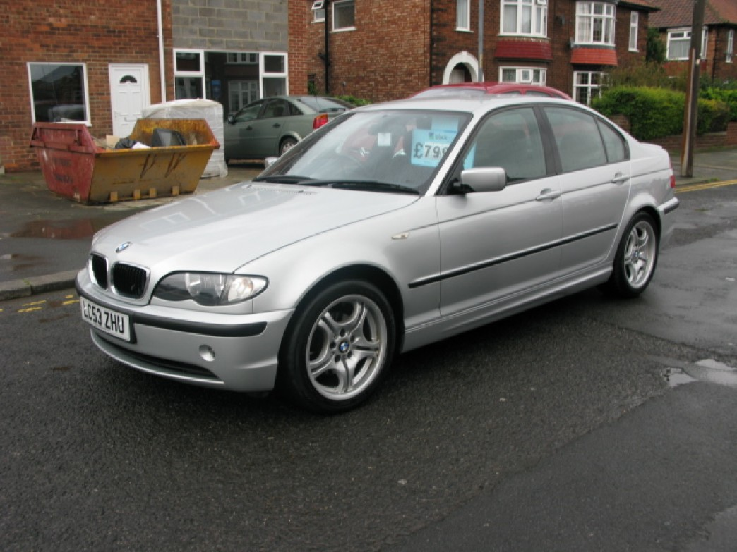 BMW 3 series 316i 2003 photo - 5