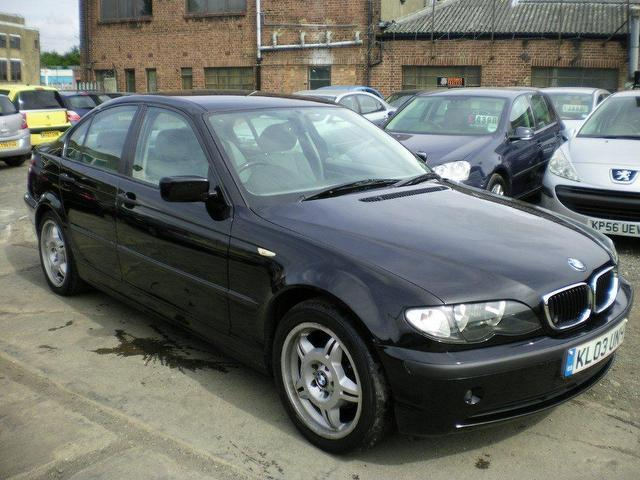 BMW 3 series 316i 2003 photo - 7