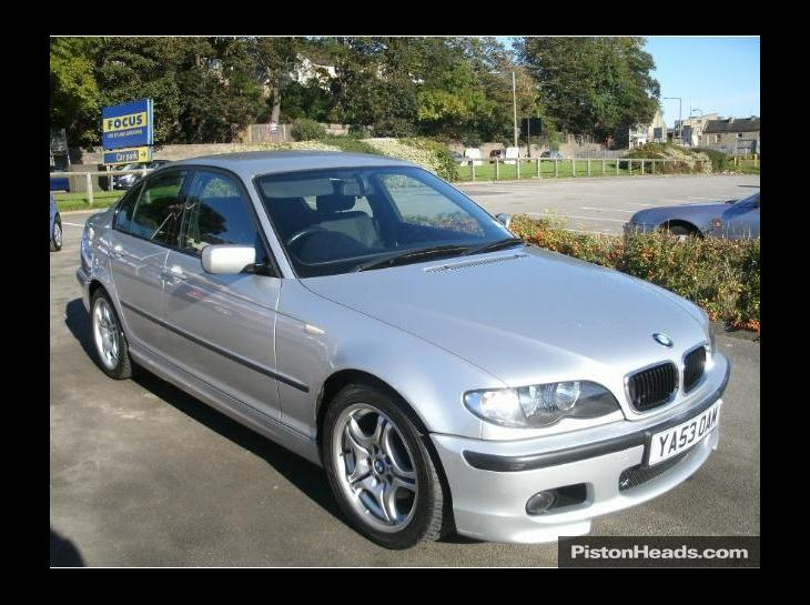 BMW 3 series 316i 2003 photo - 8