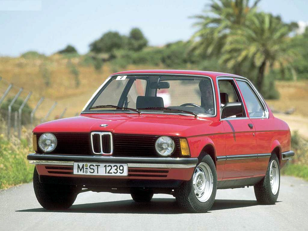 BMW 3 series 318 1975 photo - 2