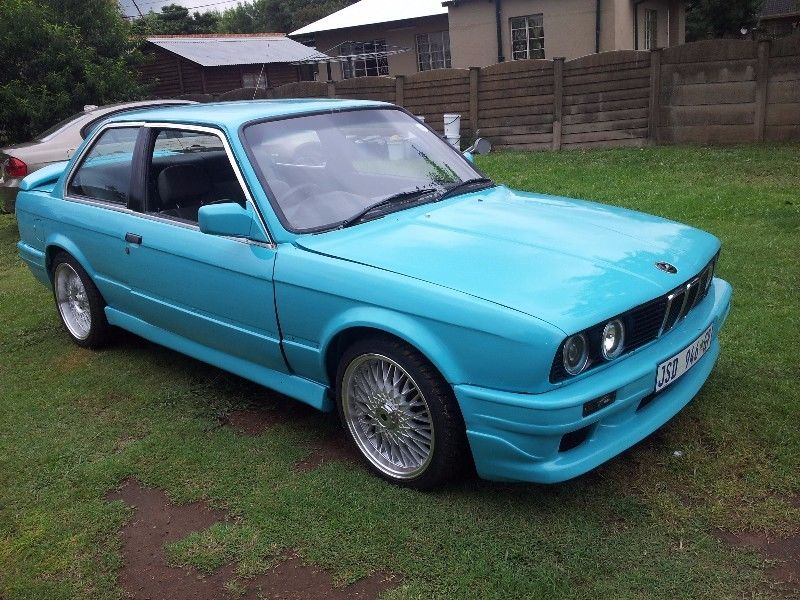 BMW 3 series 318 1983 photo - 3