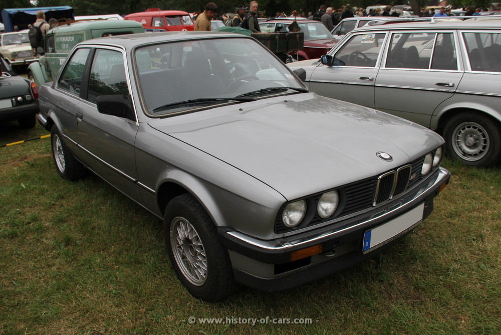 BMW 3 series 318 1983 photo - 5