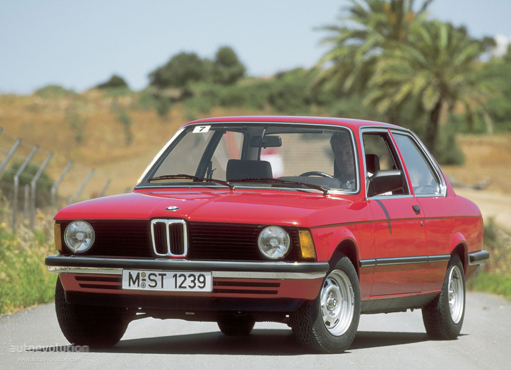 BMW 3 series 318 1983 photo - 6