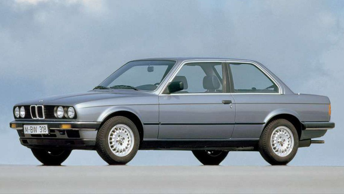 BMW 3 series 318 1983 photo - 7