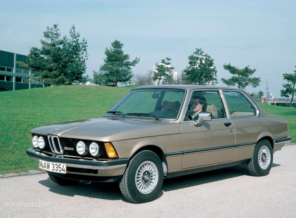 BMW 3 series 318 1983 photo - 8