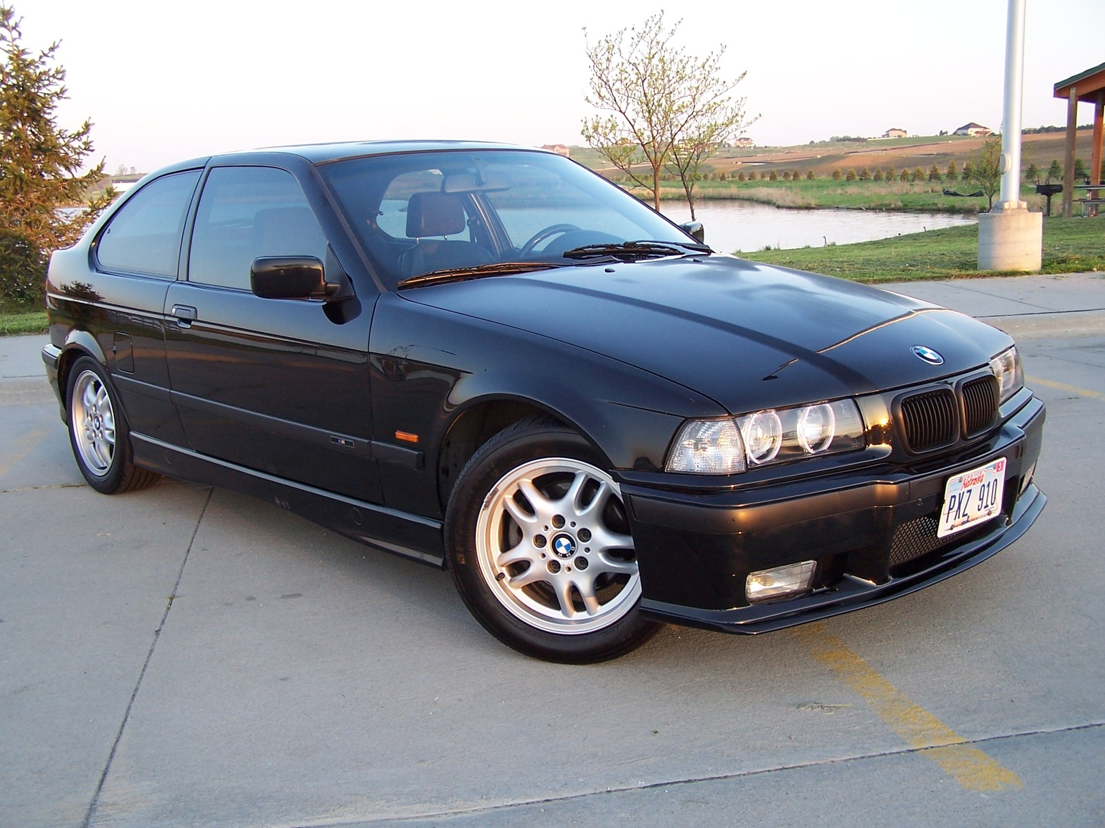 BMW 3 series 318Ci 1997 photo - 11