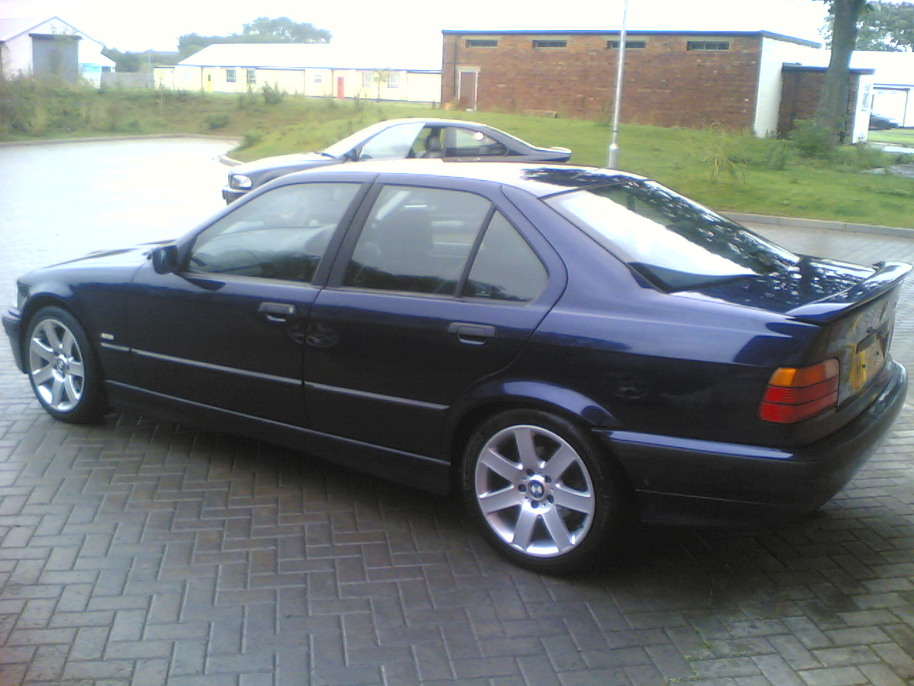 BMW 3 series 318Ci 1997 photo - 12