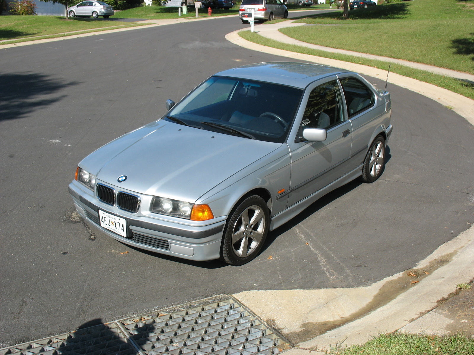 BMW 3 series 318Ci 1997 photo - 7