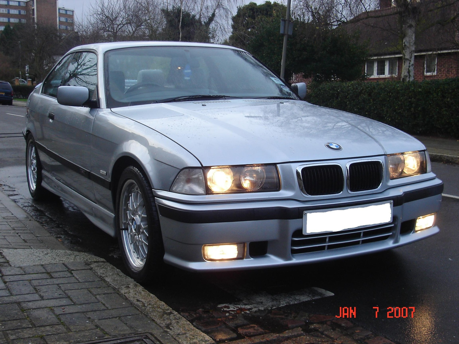 BMW 3 series 318Ci 1997 photo - 8