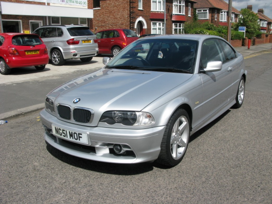 BMW 3 series 318Ci 2001 photo - 1