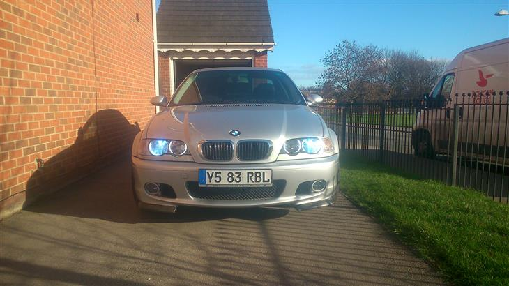 BMW 3 series 318Ci 2001 photo - 10
