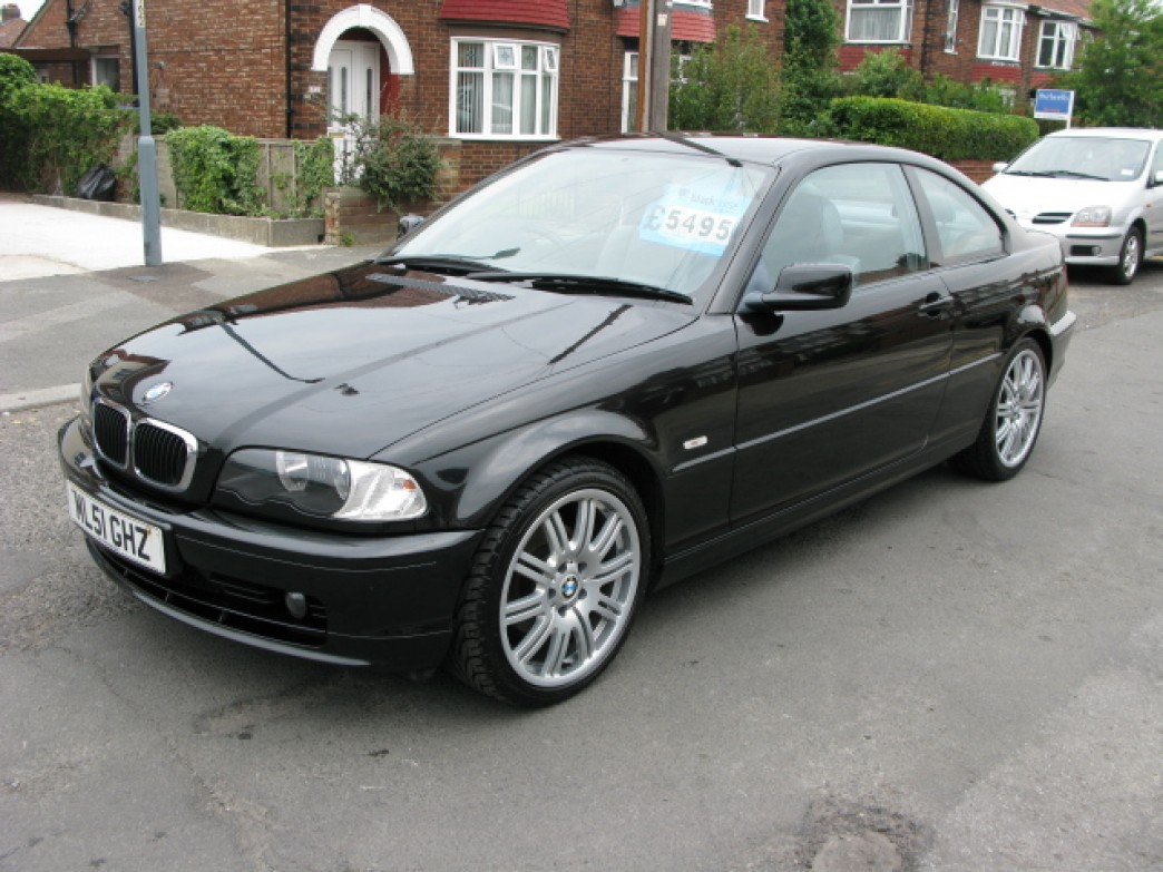 BMW 3 series 318Ci 2001 photo - 2