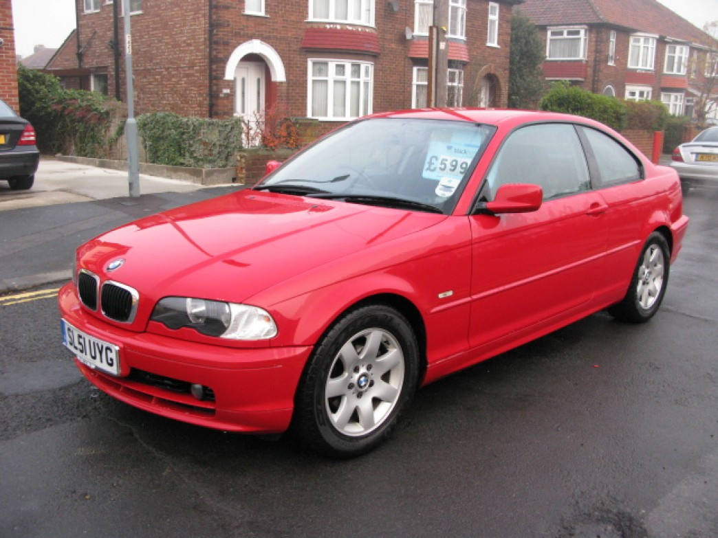 BMW 3 series 318Ci 2001 photo - 3
