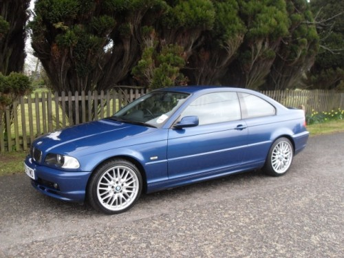 BMW 3 series 318Ci 2001 photo - 4