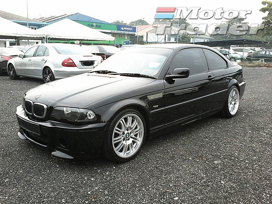 BMW 3 series 318Ci 2001 photo - 6