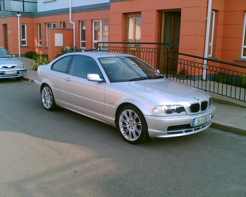 BMW 3 series 318Ci 2001 photo - 7