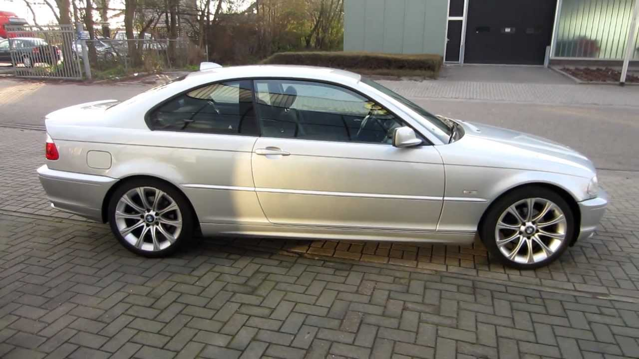 BMW 3 series 318Ci 2001 photo - 9