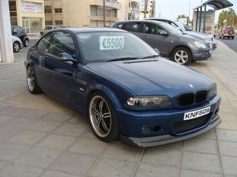 BMW 3 series 318Ci 2002 photo - 1
