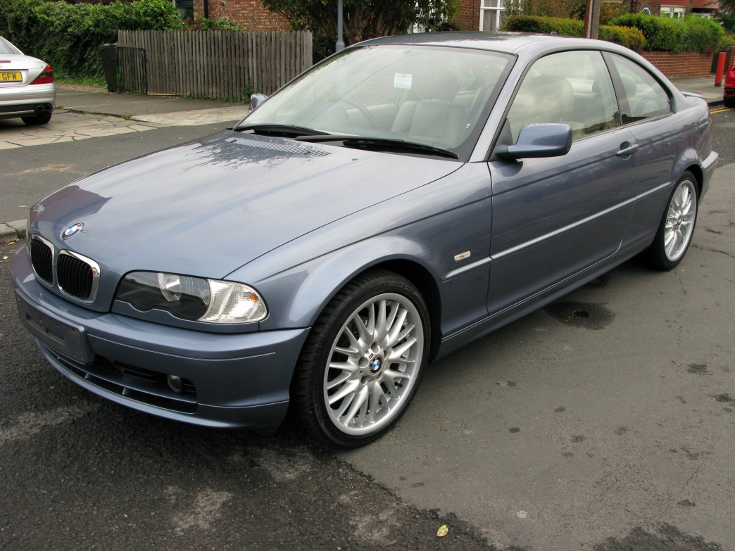 BMW 3 series 318Ci 2002 photo - 10