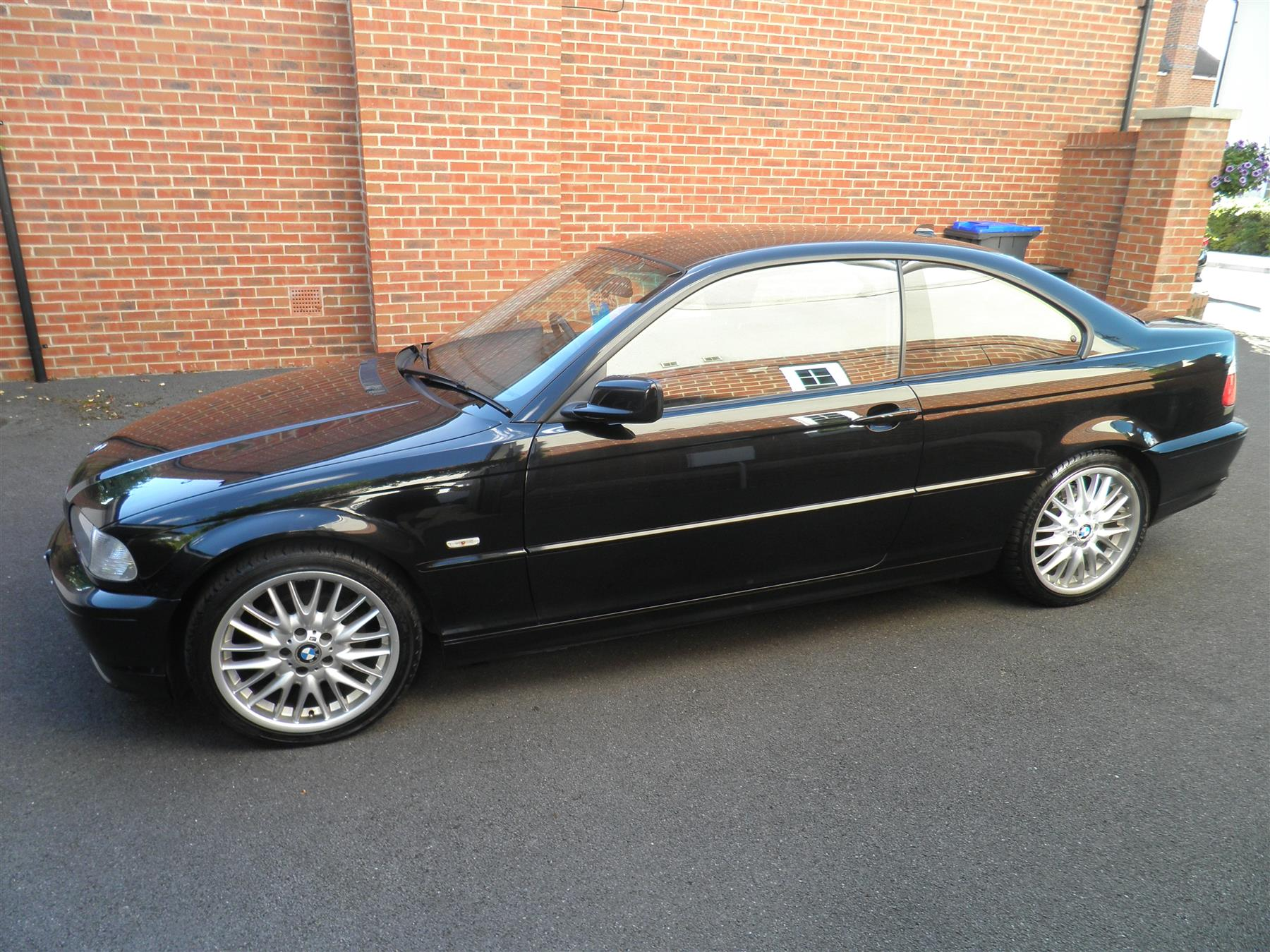 BMW 3 series 318Ci 2002 photo - 11