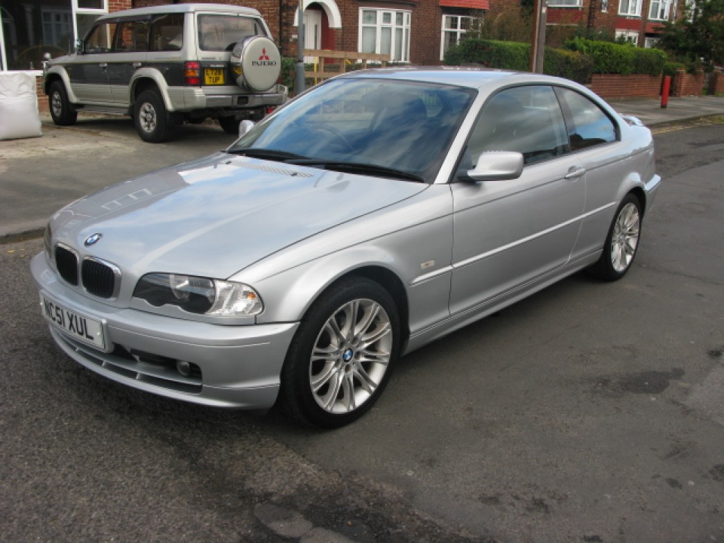 BMW 3 series 318Ci 2002 photo - 2