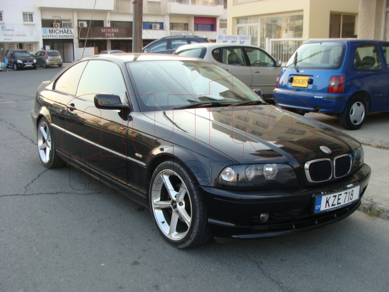 BMW 3 series 318Ci 2002 photo - 4