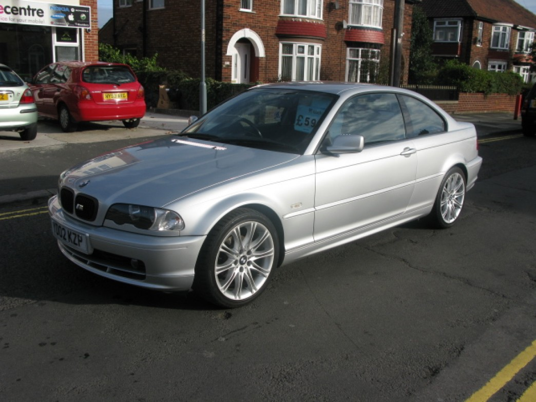 BMW 3 series 318Ci 2002 photo - 6