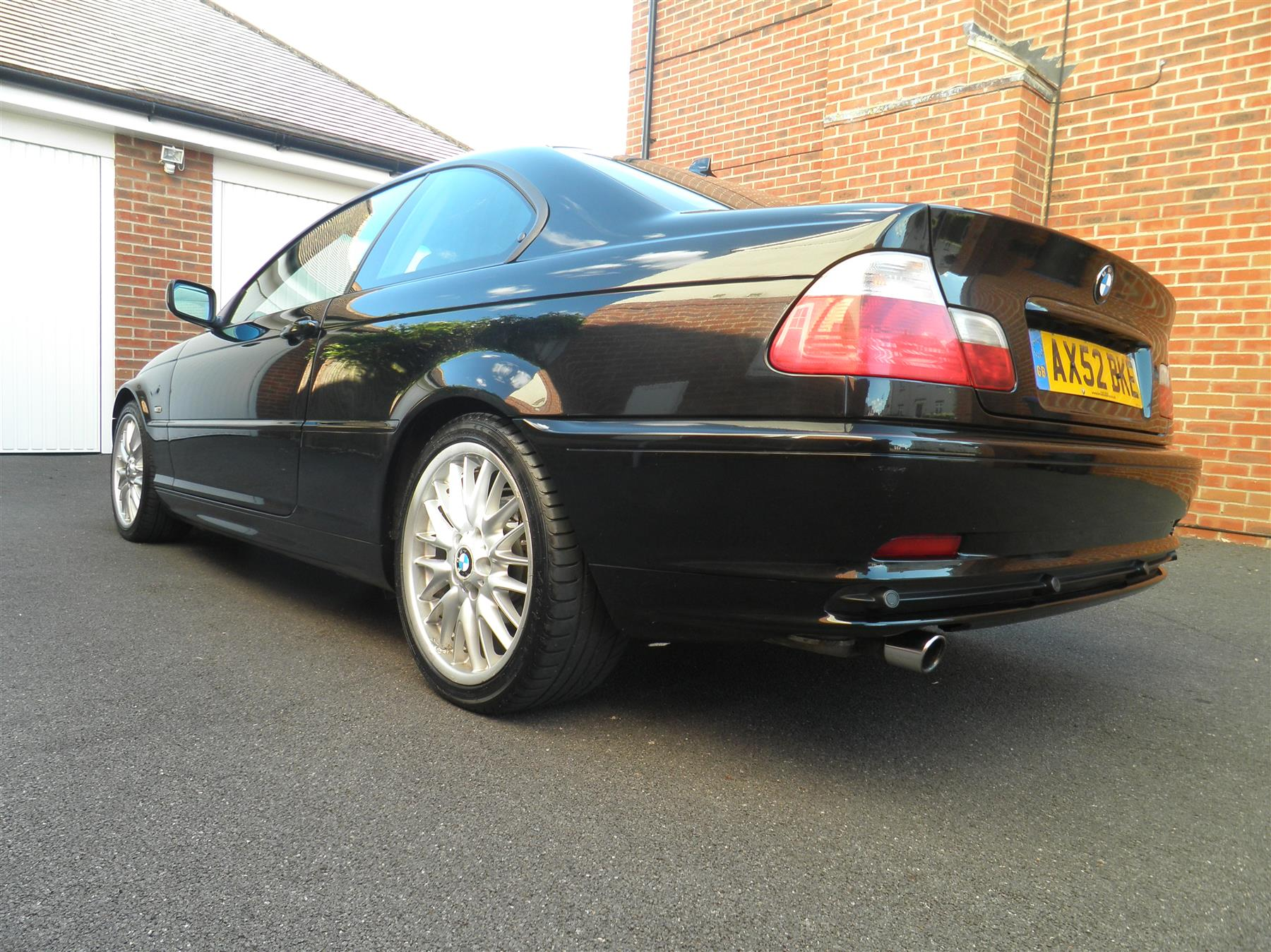 BMW 3 series 318Ci 2002 photo - 7