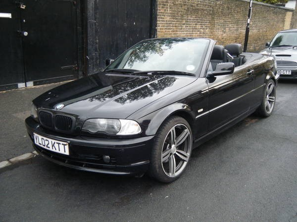 BMW 3 series 318Ci 2002 photo - 8