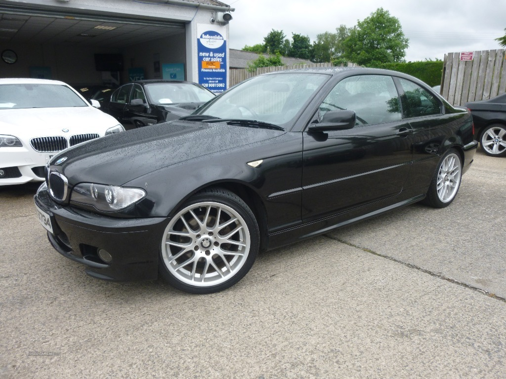BMW 3 series 318Ci 2006 photo - 1