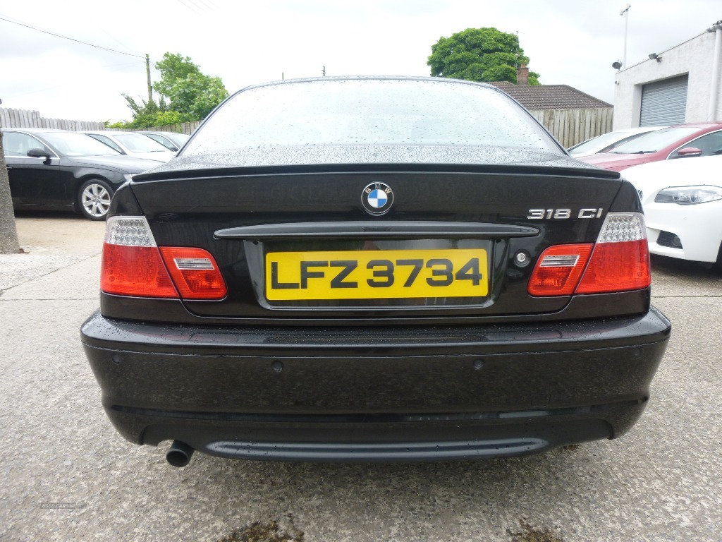 BMW 3 series 318Ci 2006 photo - 11